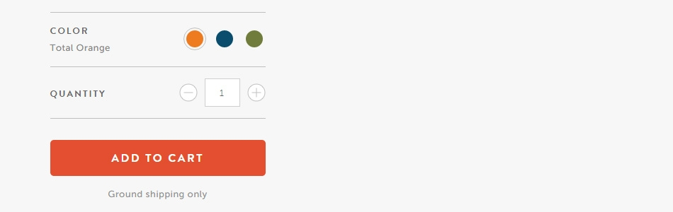 Milyen legyen egy jól felépített webáruház termék oldala?