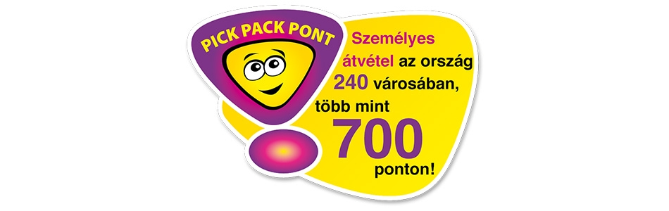Csomagátvételi pontok bemutatása: Pick Pack Pont