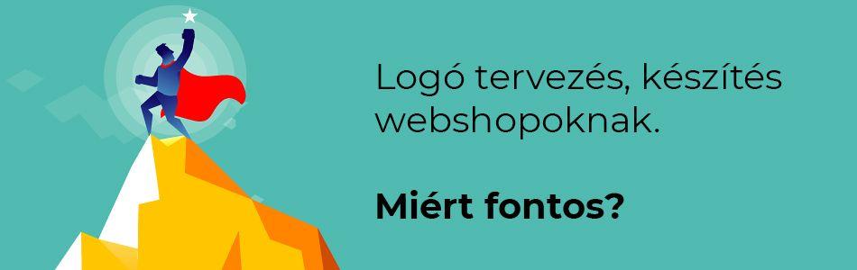 Logó tervezés, készítés webshopoknak, miért fontos?