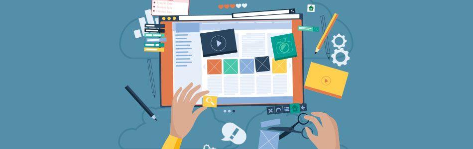 Webshop készítés: a kapcsolat oldal kialakítása