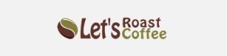 Letsroastcoffee.com egyedi fejlesztésű webáruház